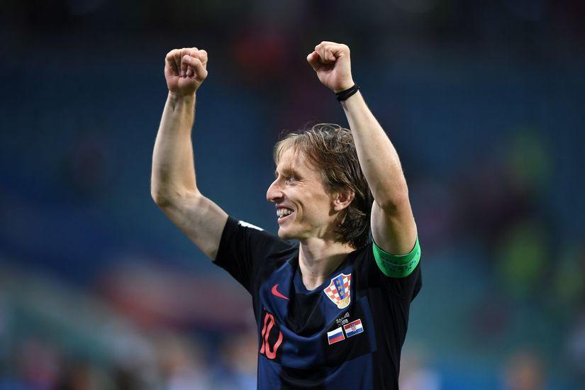 Dự đoán bán kết World Cup 2018 Anh và Croatia: Với Modric, Croatia sẽ làm nên lịch sử