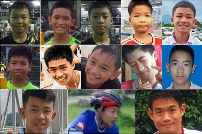 Đội bóng nhí Thái Lan chỉ ăn cháo loãng