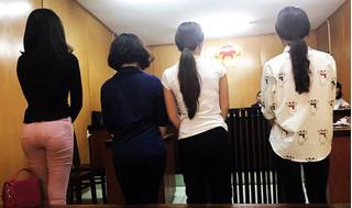 Đồng loạt mang thai và sinh con, 4 'tú bà' trong đường dây hoa hậu bán dâm thoát án tù