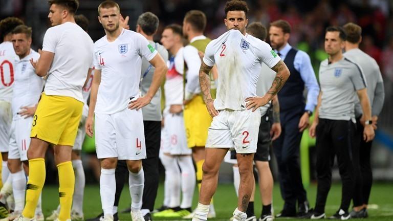 Giấc mơ đã chết, đội tuyển Anh bị loại cùng trái tim tan vỡ của CĐV