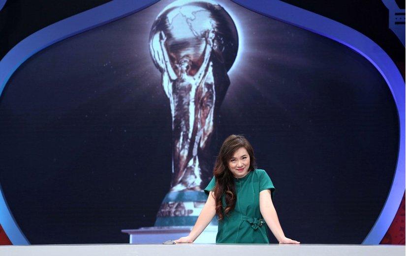 Diễn viên Phú Đôn ví Vi Thùy Linh là thảm họa bình luận World Cup 2018