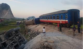 Cục trưởng Đường sắt tự phê bình sau 5 vụ tai nạn tàu hỏa