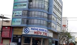 Bị xử phạt, phòng khám đa khoa Hữu Thọ ở Đà Nẵng vẫn vi phạm