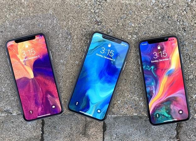 IPhone X Plus và Galaxy Note 92