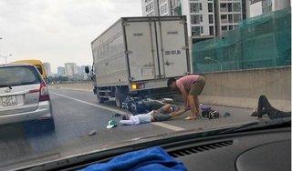 Đi vào đường cấm, nam thanh niên điều khiển xe máy gây tai nạn