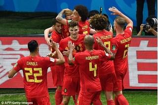HLV Gareth Southgate: 'Bỉ ở đỉnh cao, Anh không cùng đẳng cấp'