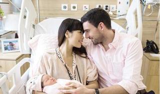 Siêu mẫu Hà Anh nằm phòng 23 triệu/ngày khi sinh con