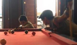 Vợ Anh Khoa đăng ảnh chồng con vui chơi sau phản ứng của Phạm Lịch