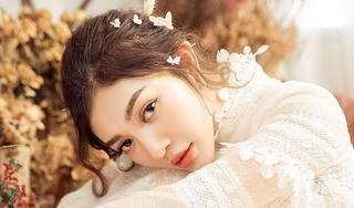 Người đẹp Thiên Hương khoe giọng 'siêu ngọt' trong MV cover