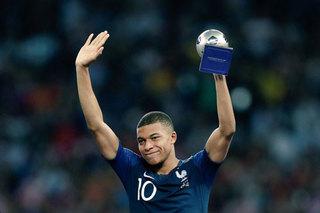 Đội hình tiêu biểu World Cup 2018: Đội tuyển Pháp áp đảo