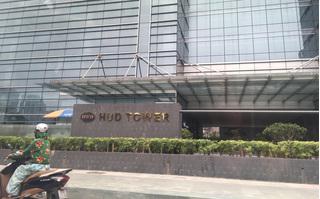 'Mắc kẹt' toà tháp nghìn tỷ trên đường Lê Văn Lương, HUD muốn chuyển nhượng dự án