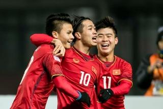 Đội tuyển Việt Nam sáng cửa tham dự World Cup 2022