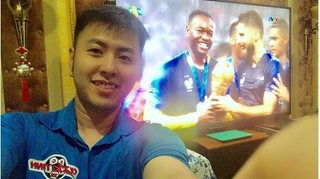 Akira Phan bỏ 10 triệu chơi kèo với bạn mùa World Cup 2018