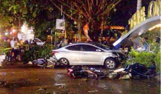 Hành vi phạm pháp của tài xế trước khi tông chết 2 nữ sinh ở Đắk Nông
