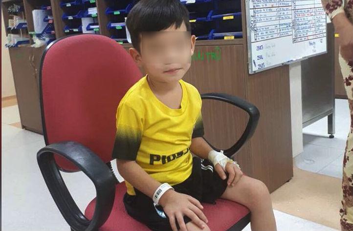 Bé trai bị táo bón hơn 5 năm, đại tràng ứ đọng 3 kg phân 3