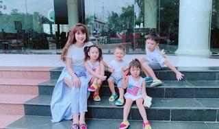 Vợ Lý Hải: Tôi nuôi 4 con bình dân, không tính toán hết 'nửa tỷ' hay 'mấy tỷ'