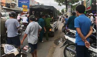 Công an nổ súng bắt nhóm đối tượng chém người, cướp xe máy
