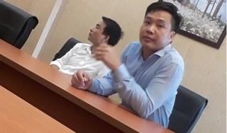 Nhân viên Công ty TNHH Đầu tư Quốc tế Mai Linh chặt thẻ hội viên Hội Nhà báo, hành hung PV báo GĐVN