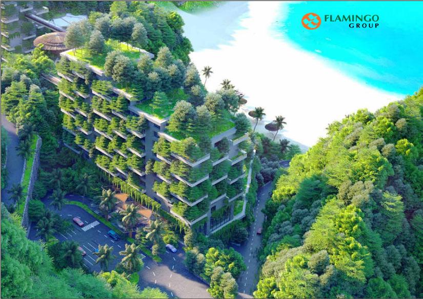 Nhiều dấu hiệu bất thường trong dự án condotel Flamingo Cát Bà Beach Resort 1