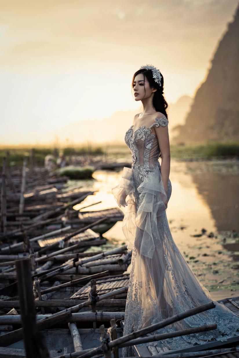 Khánh Linh The Face, Khánh Linh