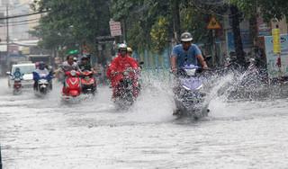 Dự báo thời tiết 19/7: Bão số 3 suy yếu, mưa to ở nhiều tỉnh thành