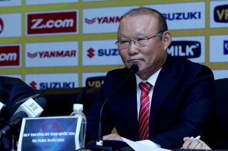 HLV Park Hang Seo tiết lộ mục tiêu của U23 Việt Nam tại ASIAD 2018