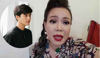 Đàm Vĩnh Hưng nói về scandal Việt Hương mắng Huỳnh Anh đến muộn