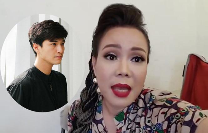 Đàm Vĩnh Hưng nói về scandal Việt Hương mắng Huỳnh Anh đến muộn khiến 100 người chờ