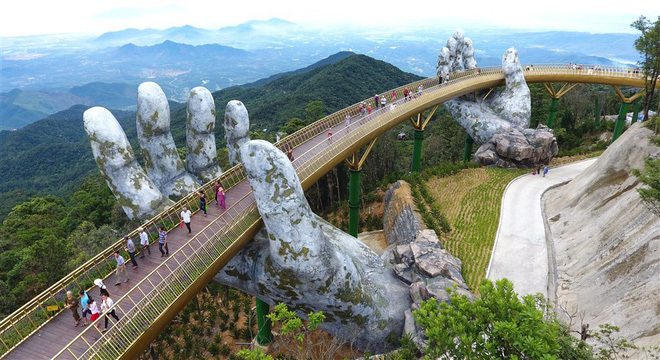 Cầu Vàng, Đà Nẵng