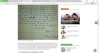 Công ty CP đầu tư Akina Đông Á: 'Vẽ' thêm công dụng, dùng thư cảm ơn của người bệnh để quảng cáo TPCN