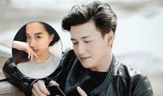 Giữa lúc scandal bủa vây, Huỳnh Anh lại để lộ danh tính bạn gái mới