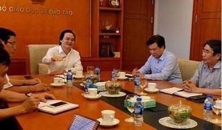Bộ trưởng Phùng Xuân Nhạ: 'Chúng ta phải trả lại công bằng cho học sinh'