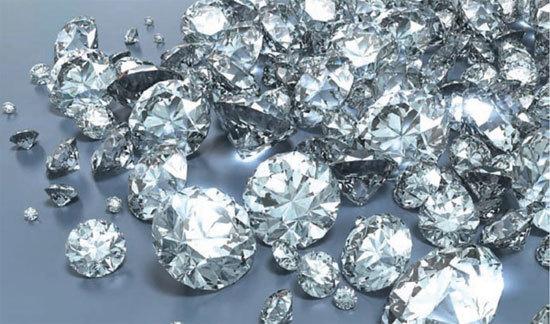 Có hàng ngàn tỷ tấn kim cương ẩn sâu dưới lòng đất