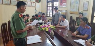 Vai trò của 'sếp' Vũ Trọng Lương trong vụ nâng điểm thi ở Hà Giang