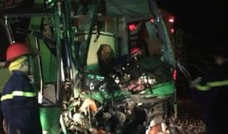 Xe khách giường nằm gặp nạn, 24 người phải nhập viện trong đêm