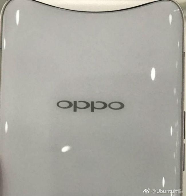 Bất ngờ lộ ảnh phiên bản Oppo Find X màu trắng tinh