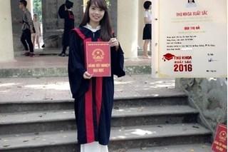 Thủ khoa 'chăn lợn' ở Hà Giang nói gì về vụ nâng điểm thi?