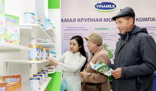 Vinamilk doanh nghiệp sữa suy nhất của Việt Nam lọt danh sách 'Doanh nghiệp xuất khẩu uy tín' năm 2017
