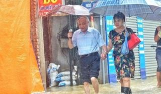 Thời tiết 22/7: Xuất hiện áp thấp nhiệt đới mới, cả nước có mưa