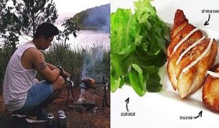 Chàng nhiếp ảnh trổ tài nấu nướng khiến nhiều cô gái ghen tỵ về độ khéo tay