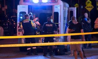 Canada: Gã đàn ông điên cuồng xả súng khiến nhiều người trọng thương