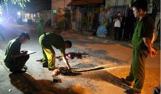 Sau cuộc nhậu, công an xã bị 4 đối tượng chém tử vong