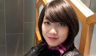 Hoa khôi đá cầu Nguyễn Huyền Trang giữ mãi nụ cười lạc quan