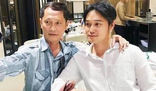 Quang Vinh khoe ảnh cha, một lần nữa phủ nhận là thiếu gia nhà Nguyễn Kim