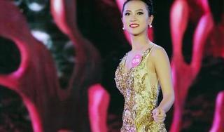 Bị chê có dáng đi 'kỳ quặc', thí sinh Hoa hậu Việt Nam 2018 lên tiếng