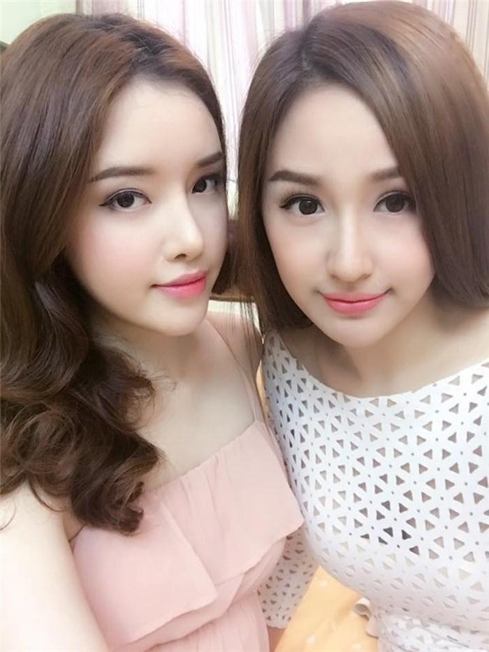Em gái Mai Phương Thúy lột xác từ cô bé đen nhẻm thành hot girl2