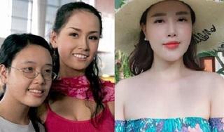 Em gái Mai Phương Thúy 'lột xác' từ cô bé đen nhẻm thành hot girl xinh đẹp và nóng bỏng