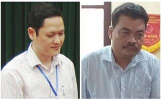 Hai bị can vụ nâng điểm ở Hà Giang đổ lỗi cho nhau vì cái chìa khóa