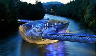 Những cây cầu đẹp như tranh vẽ nhờ thiết kế độc đáo, ấn tượng