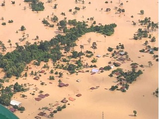 Đập thủy điện vỡ ở Lào đã được cảnh báo từ trước, khuyến cáo người dân sơ tán